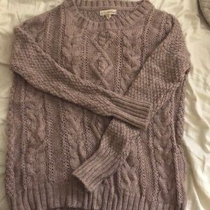 Brand new Anthropologie IF IT WERE ME sweater
